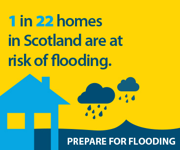 Prepare your home for flooding