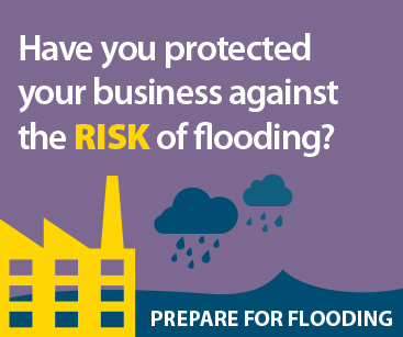 Prepare your business for flooding