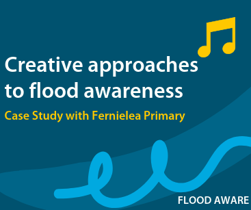 Learning about flooding through music